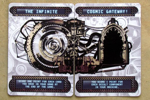 Doomworks - karty