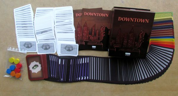 DownTown - packaging