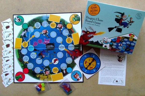 Dragon Chase Board Game - balení