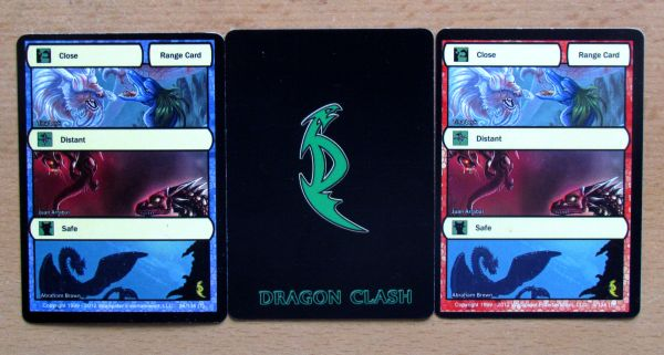 Dragon Clash - karty