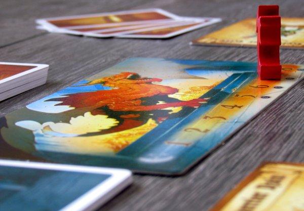 Dragon Run - připravená hra