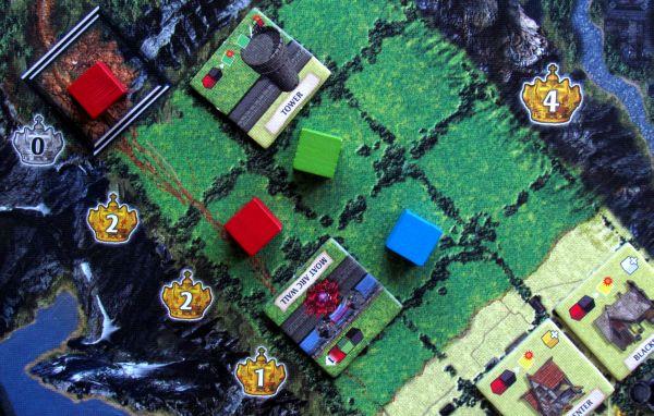 Dragon Valley - rozehraná hra