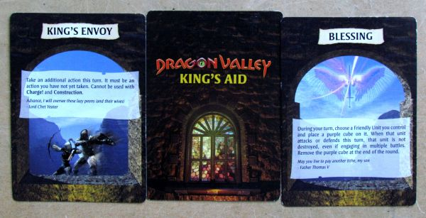 Dragon Valley - karty