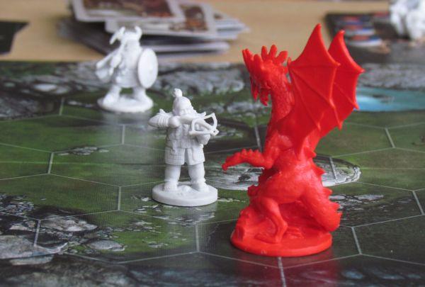 Drako - ukončená hra