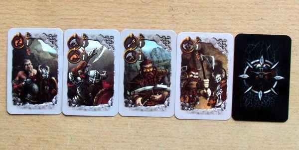 Drako - karty