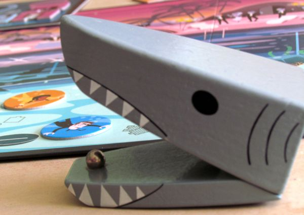 Dr. Shark - rozehraná hra