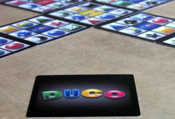 DuCo - připravená hra