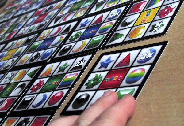 DuCo - rozehraná hra