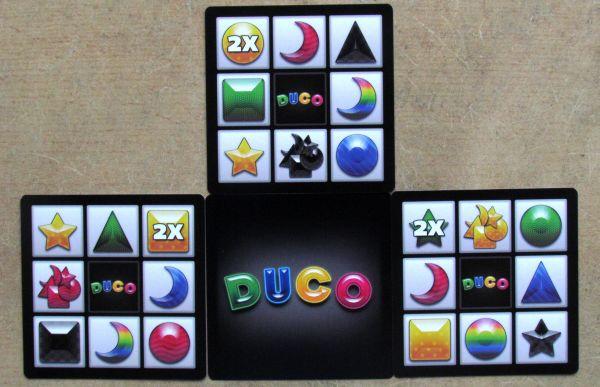 DuCo - karty