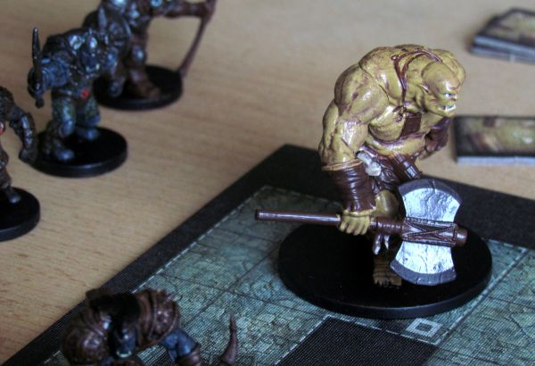 Foto: Review: Dungeon Command Blood of Gruumsh - orc nation is bleeding