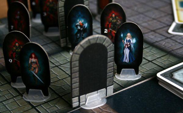 Dungeon Venture - rozehraná hra