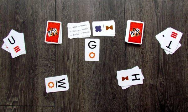 Duplex - rozehraná hra