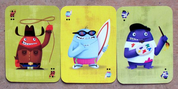 Dweebies - cards