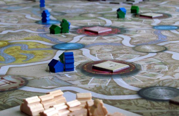 Edo - rozehraná hra