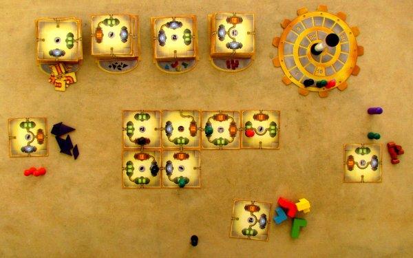 Enigma - rozehraná hra