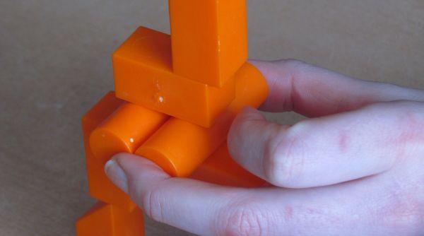 Equilibrio - průběh stavby