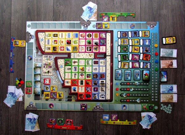 ESSEN The Game: Spiel 13 - rozehraná hra