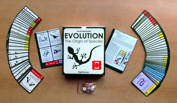 Evolution: Origin of Species - packaging