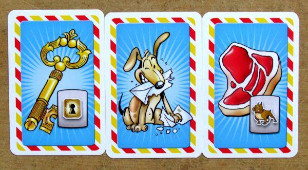 Expres Pošťák - karty