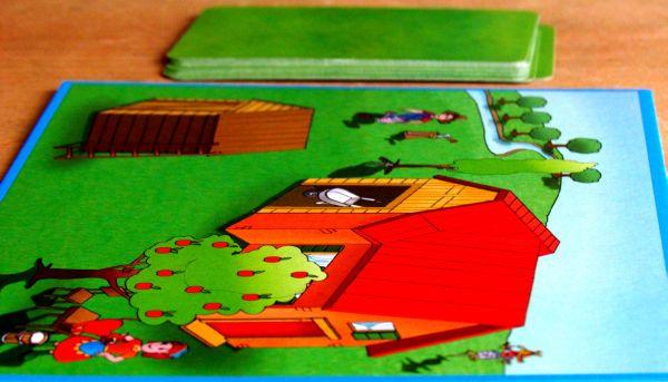 Family Farm - připravená hra