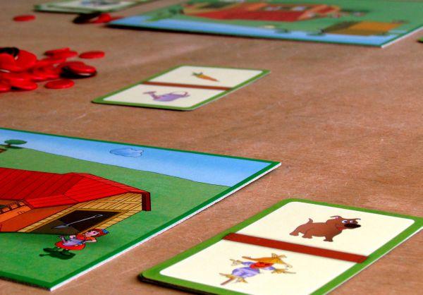 Family Farm - rozehraná hra