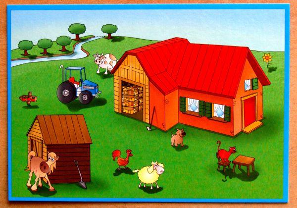 Family Farm - hráčské desky