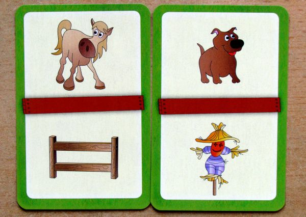 Family Farm - karty