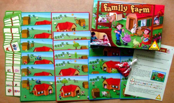 Family Farm - balení