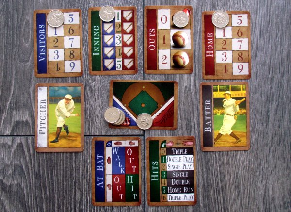 Famous Fastballs - game is ready