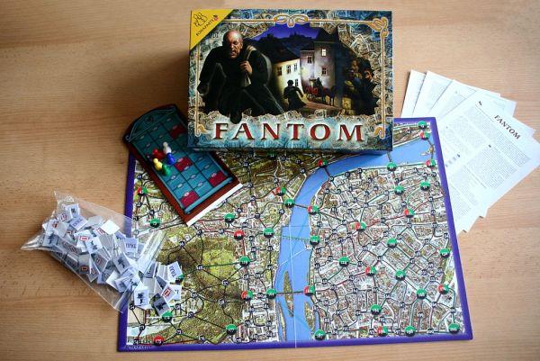 Výsledek obrázku pro deskove hry fantom