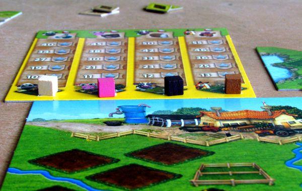 Farmerama - připravená hra