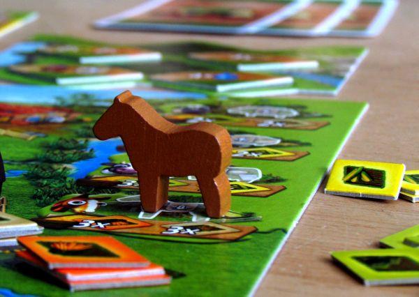 Farmerama - rozehraná hra