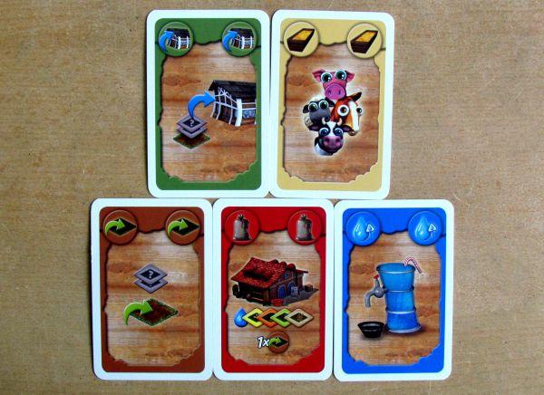 Farmerama - karty
