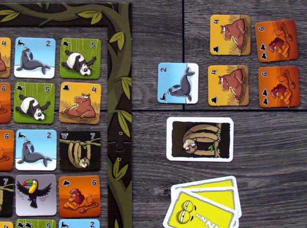Faulpelz - rozehraná hra