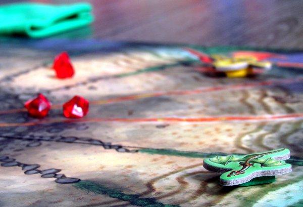 Feuer Drachen - rozehraná hra