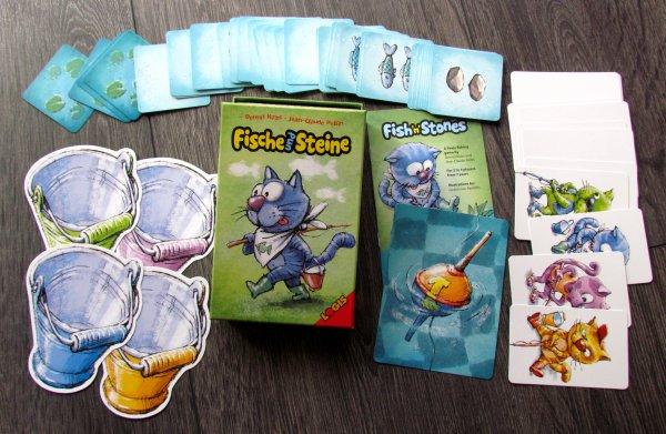 Fish n Stones - balení