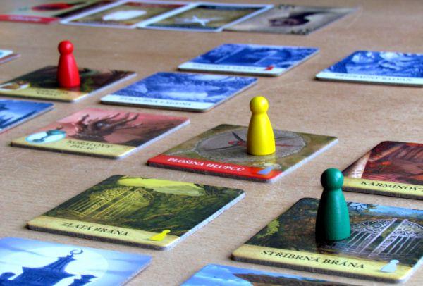 Zakázaný ostrov - rozehraná hra