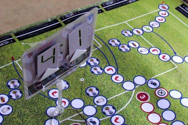 Fotbálek Pro Turnaje - rozehraná hra