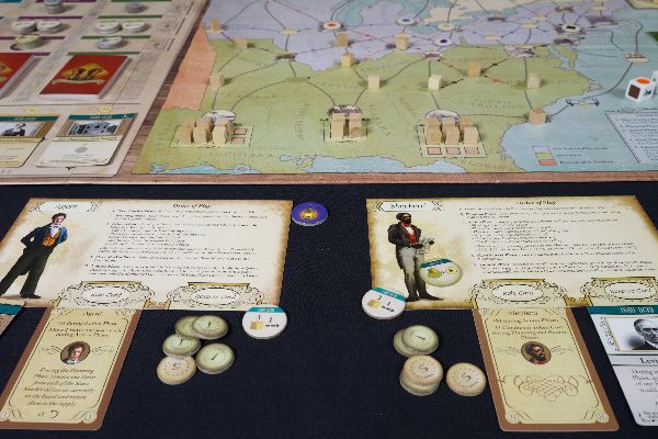 Freedom: The Underground Railroad - připravená hra
