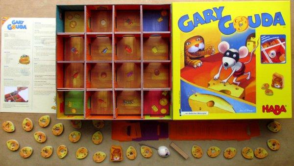 Gary Gouda - packaging