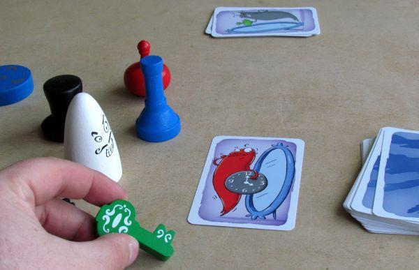 GeistesBlitz 5 von 12 / Hodina duchů - rozehraná hra