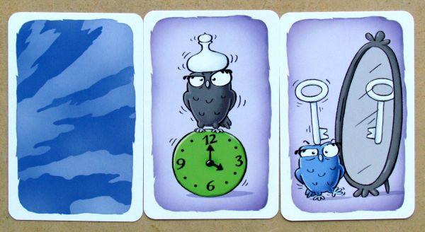 GeistesBlitz 5 von 12 / Hodina duchů - karty