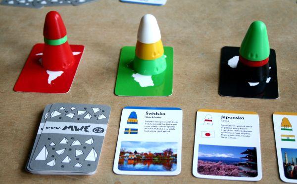Geodeto - rozehraná hra