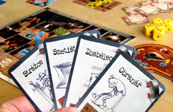 Goblini s. r. o. - rozehraná hra