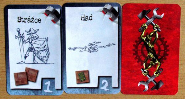 Goblini s. r. o. - karty