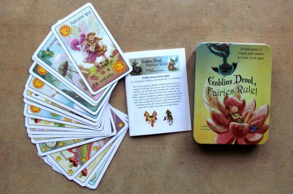 Goblins Drool, Fairies Rule! - packaging