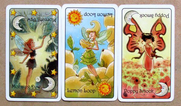 Goblins Drool, Fairies Rule! - cards