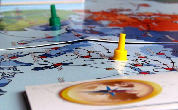 Going Places - rozehraná hra