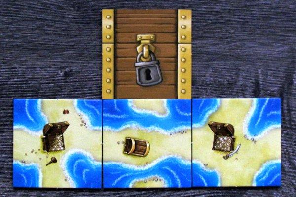 Gold Ahoy! - dílky