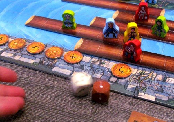 Gold am Orinoko - rozehraná hra